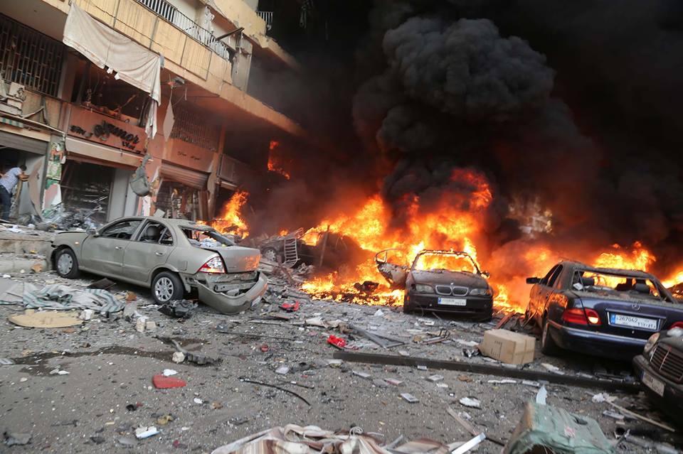 10 قتلى و25 مصاباً بهجوم انتحاري شمالي بغداد