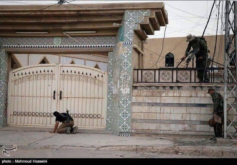 مطالبة الوقف السني ببيان موقفه من تفجير مساجد الفلوجة