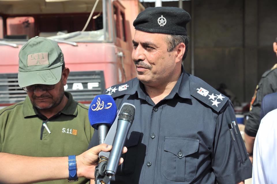 الدفاع المدني تعلن رفع الصواريخ والقذائف غير المنفلقة من الفلوجة