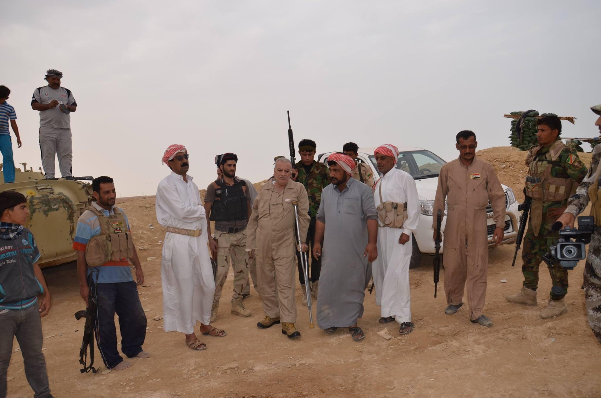 """عمليات الجزيرة تدعو العشائر لـ""""صولة"""" مع الجيش لتحرير عنة وراوة والقائم"""