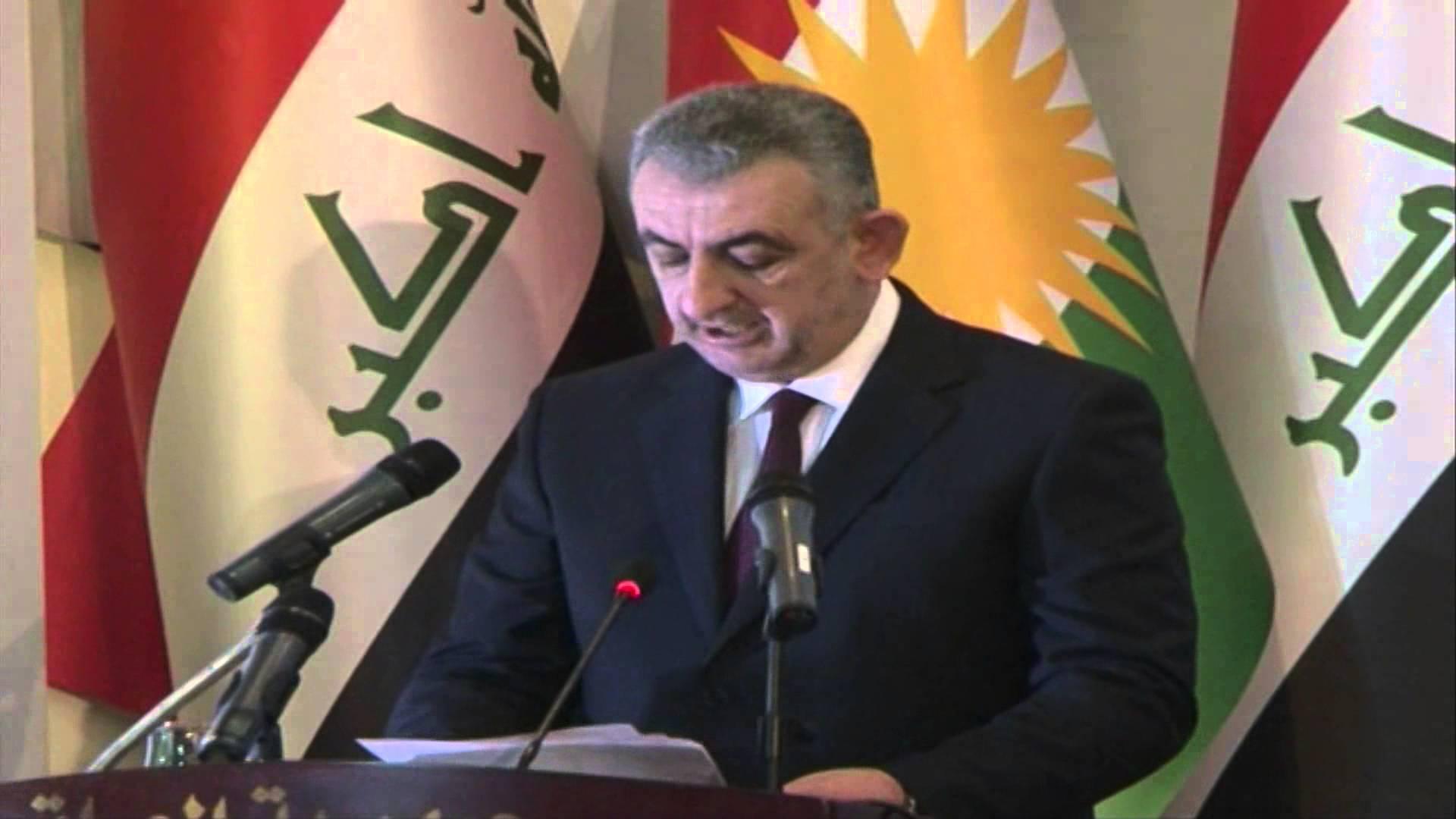 المحكمة الادارية ترد قرار مجلس الانبار باقالة المحافظ صهيب الراوي