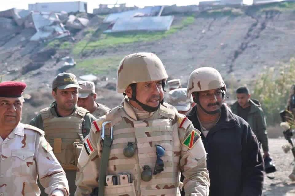 """قائد عمليات الأنبار يعلن تحرير جزيرة الخالدية بالكامل من """"داعش"""""""