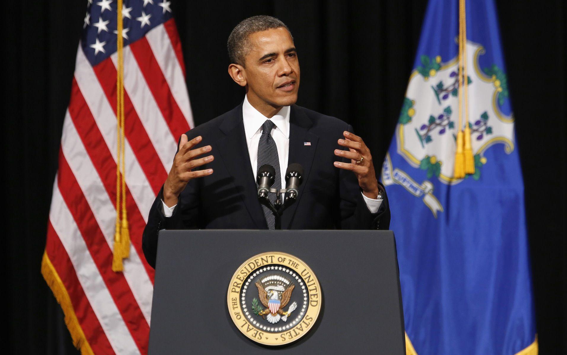 """أوباما: القضاء على """"داعش"""" و""""القاعدة"""" لن يتم إلا بإنهاء الحرب في سوريا"""