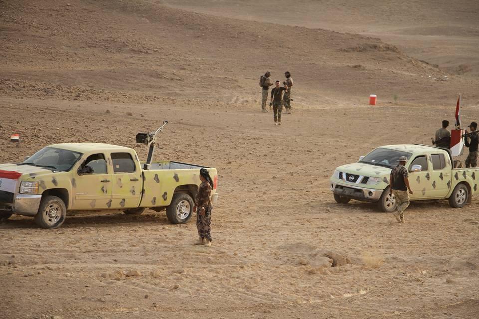 """احباط هجوم لـ""""داعش"""" على منفذ الوليد الحدودي مع سوريا"""