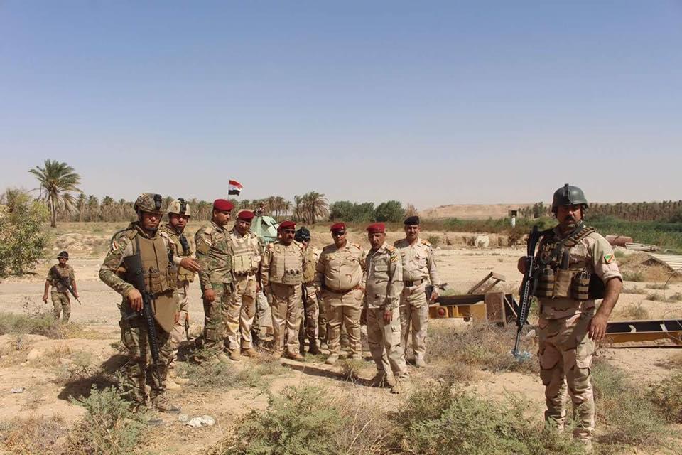 عمليات الجزيرة تؤكد تواصل عمليات تحرير قرى جزيرة هيت
