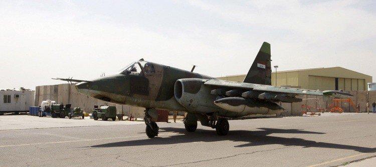 هبوط خمس مقاتلات عراقية بقاعدة عين الأسد لأول مرة منذ 13 عاماً