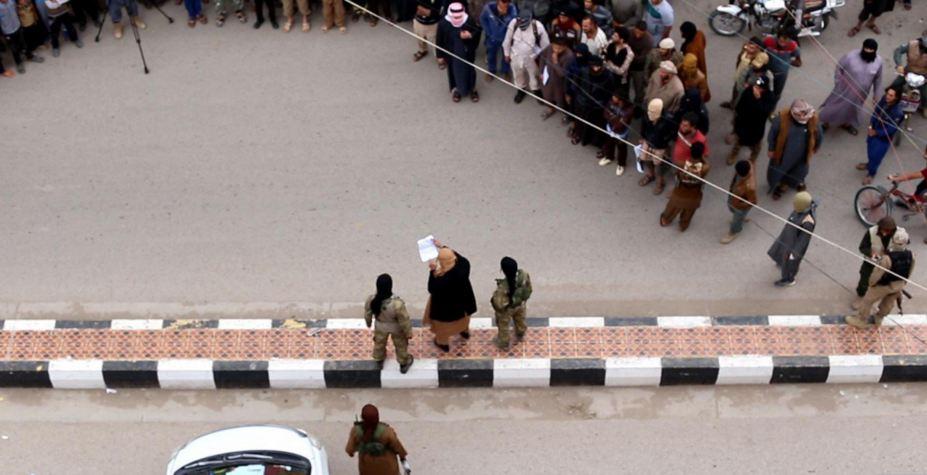 قائممقام عنه: داعش يحاصر 7 الاف مدني في القضاء