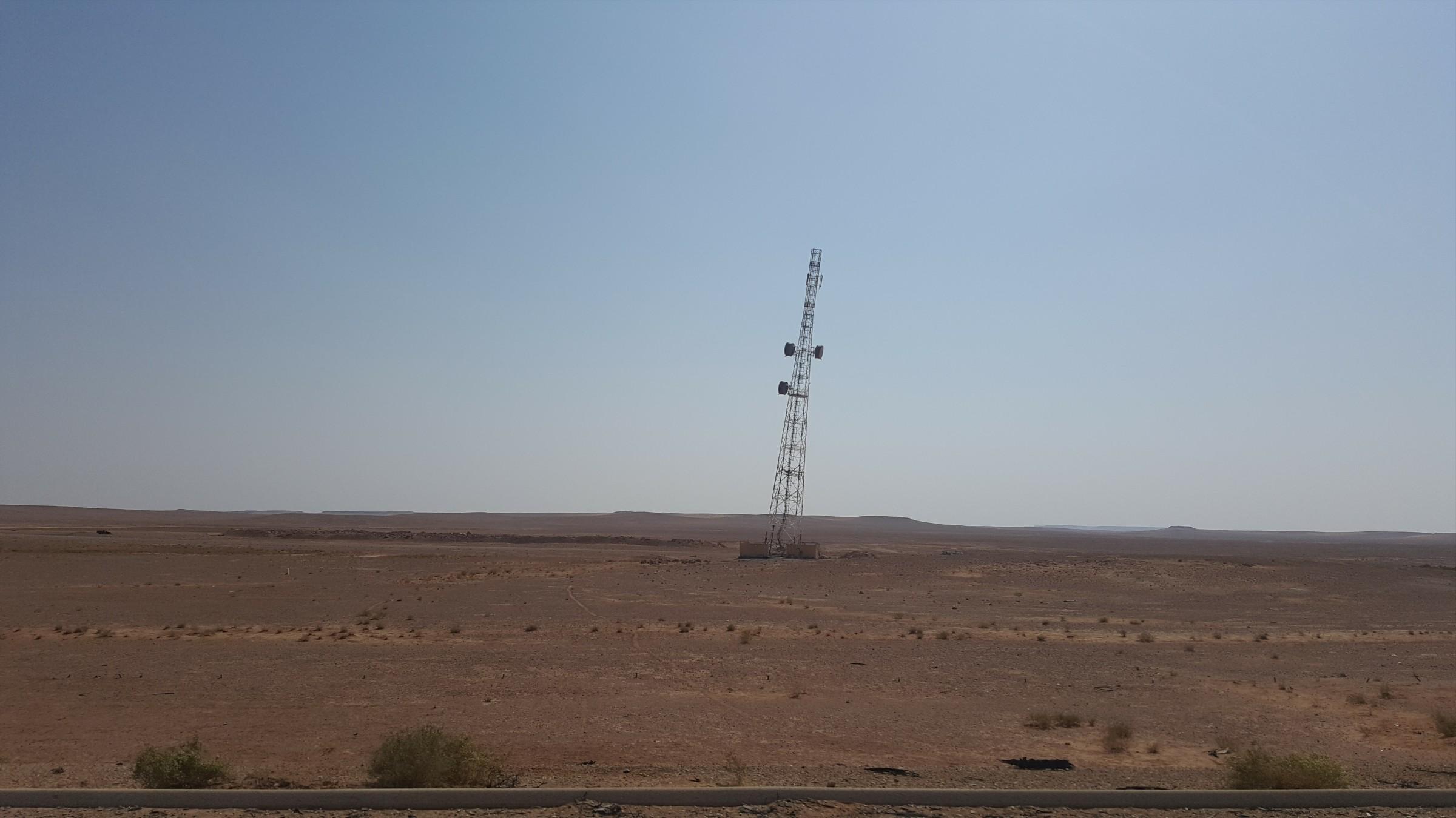 الأنبار.. تفجير برج اتصالات واختطاف حارسه غرب الرمادي