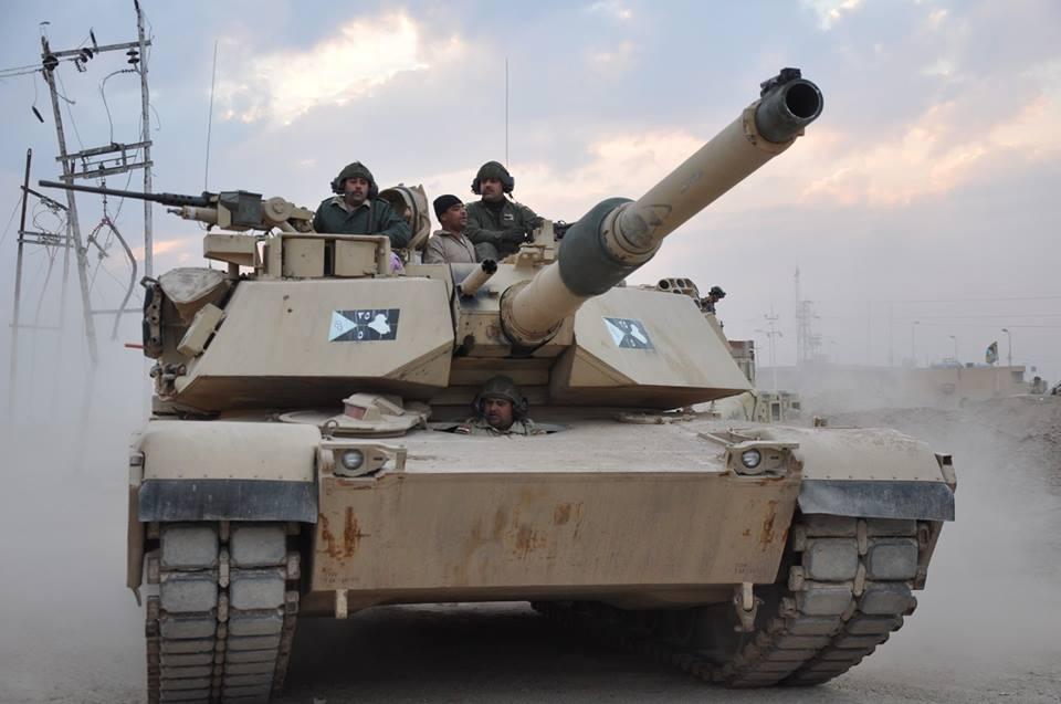 """وصول تعزيزات عسكرية لحديثة تحسبا لهجمات لـ""""داعش"""" على القضاء"""