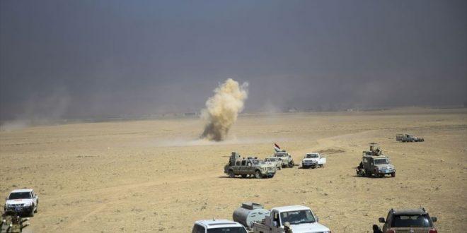 """حرب مكبرات الصوت بين الجيش العراقي و """"داعش"""" بالموصل"""