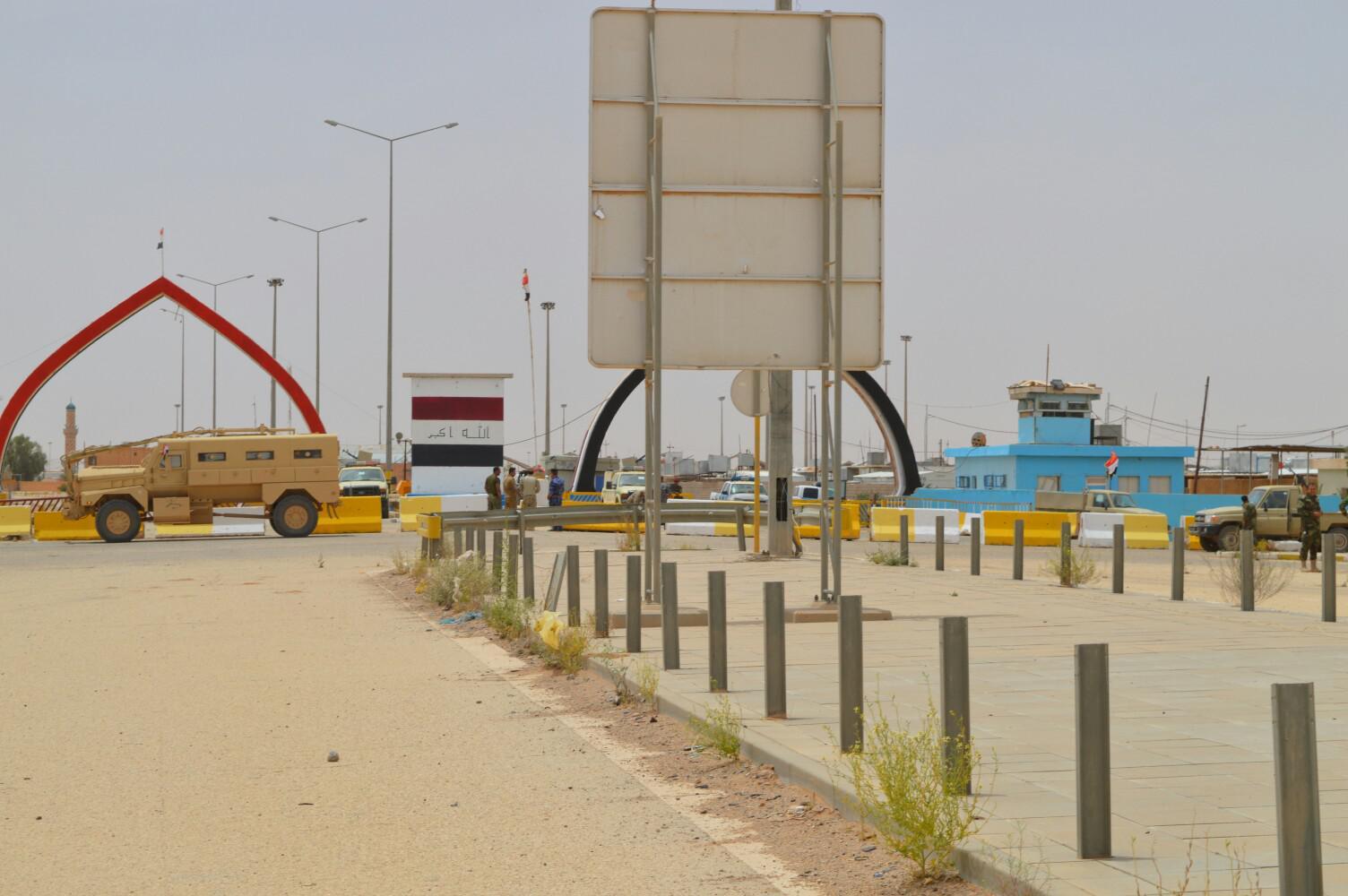 عرض الطريق الدولي بين بغداد والأردن للاستثمار امام الشركات الأجنبية