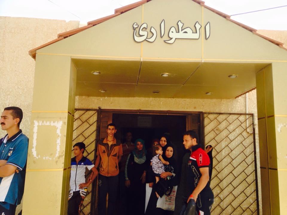 خالد سلمان يناشد الصحة بدعم مستشفى حديثة بالأجهزة والأدوية