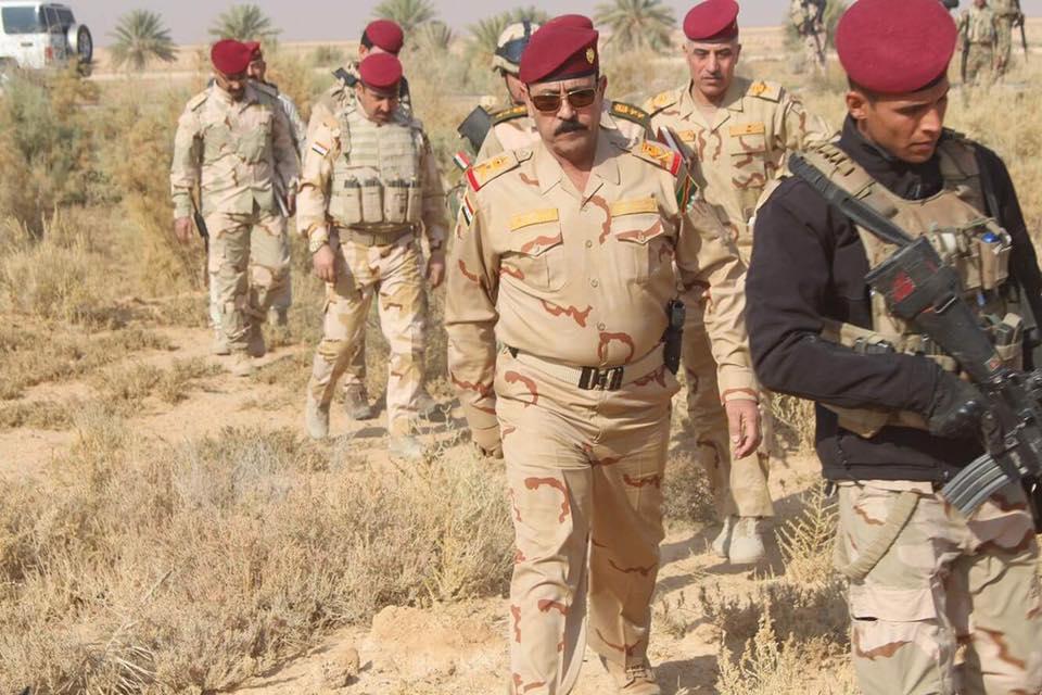 """تدمير معسكر لـ""""داعش"""" على الحدود العراقية السورية"""