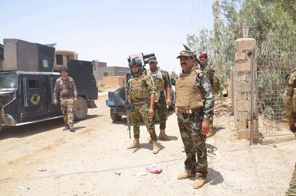 """انبارية تساعد بالقبض على عناصر """"داعش"""" الهاربين من سجن بالرمادي"""