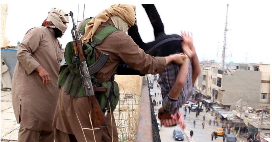 سعد عواد: داعش اعدم أربعة مدنيين في عنه بالانبار