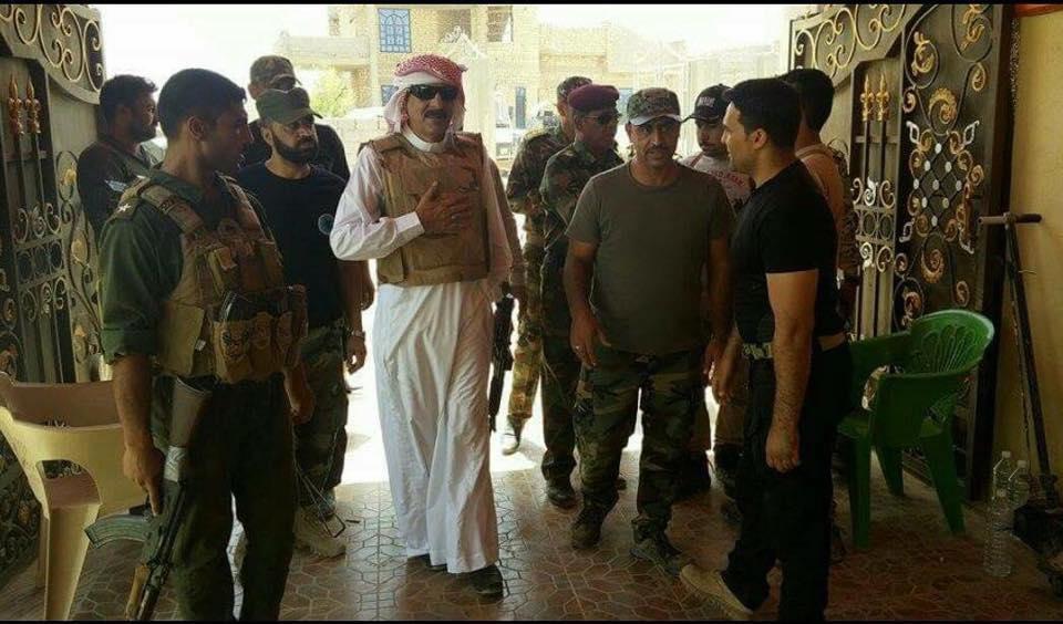 رئيس مجلس العشائر المتصدية للإرهاب يطالب بتطبيق وثيقة عهد أهل الانبار