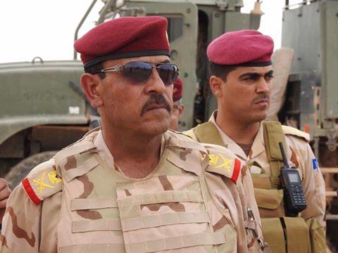 """اللواء الركن نومان الزوبعي يعلن مقتل 13 عنصراً من """"داعش"""" بقصف غربي الانبار"""