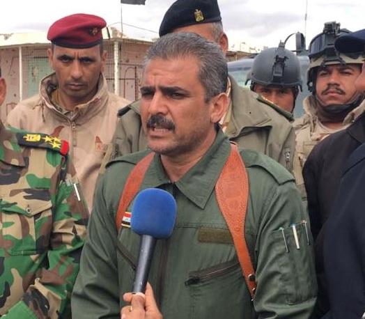 الافراج عن عضو مجلس الانبار طه عبد الغني وافراد حمايته في بغداد