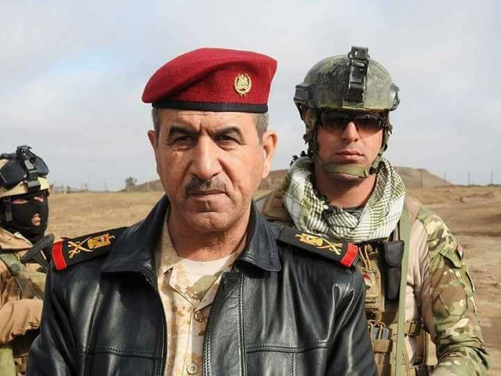 """قائد عمليات الأنبار يعلن تدمير مقر كبير لـ""""داعش"""" جنوبي المحافظة"""