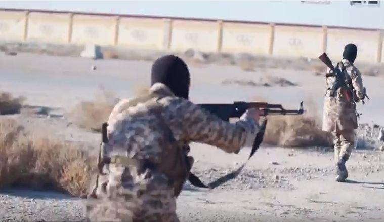"""""""داعش"""" يهاجم مقرا للجيش في منطقة الصكار شرق الرطبة"""