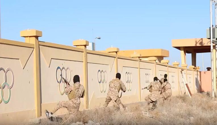 """""""داعش"""" يفجر جسرين على الطريق الدولي غربي الأنبار"""
