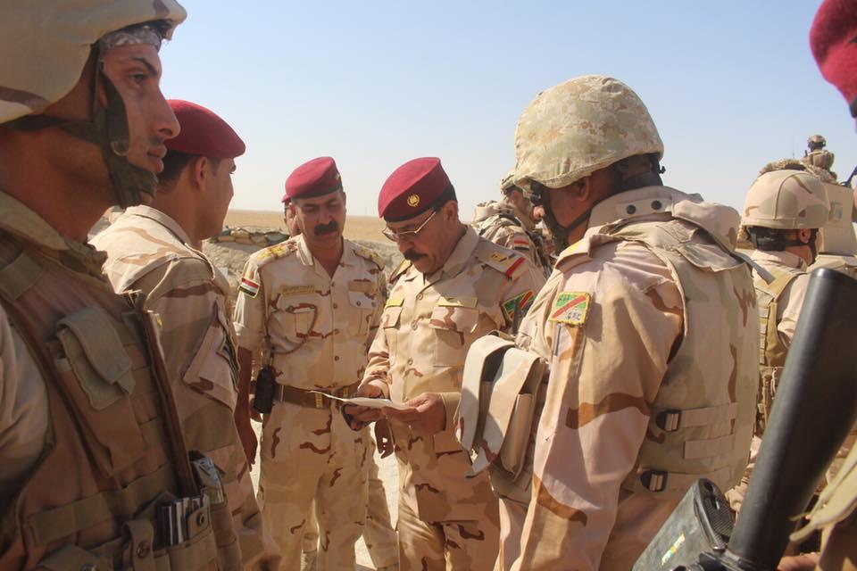 """طيران الجيش يقتل خمسة """"إرهابيين"""" في وادي حوران غربي الأنبار"""