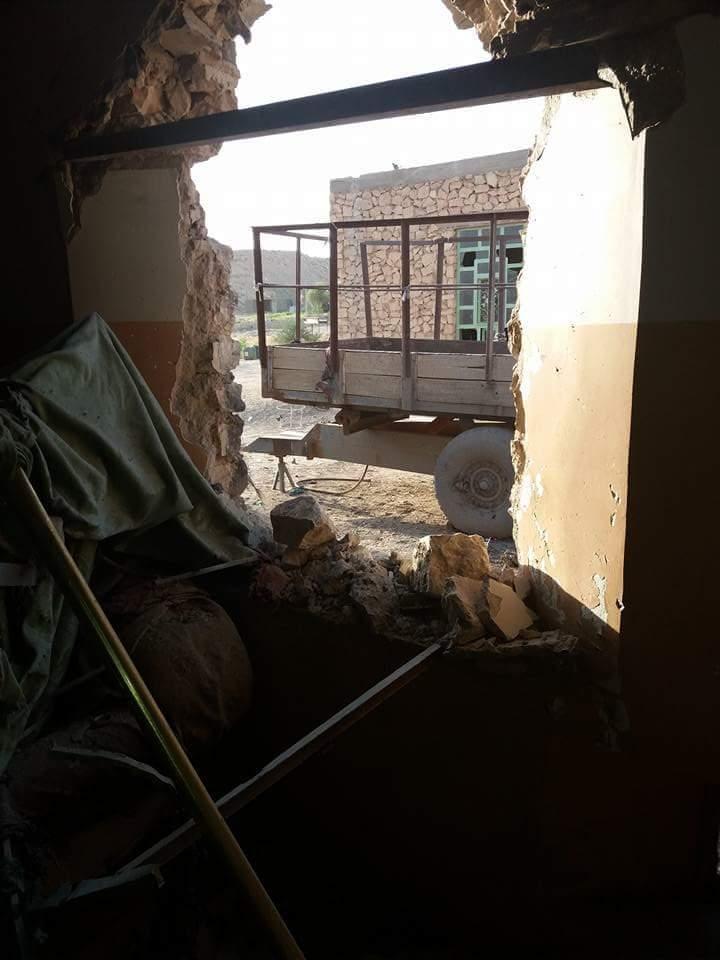 إصابة اربعة اشخاص بتفجيرات في هيت