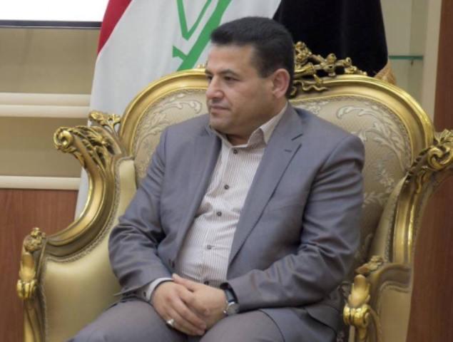 وزير الداخلية في الفلوجة لمتابعة الوضع الأمني واحتياجات شرطة الأنبار
