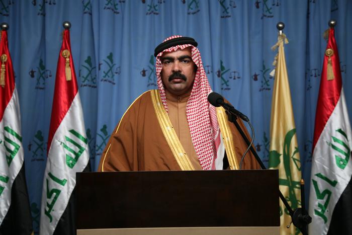 ابوريشة: تفجير منارة الحدباء بمثابة اعلان هزيمة داعش بالموصل