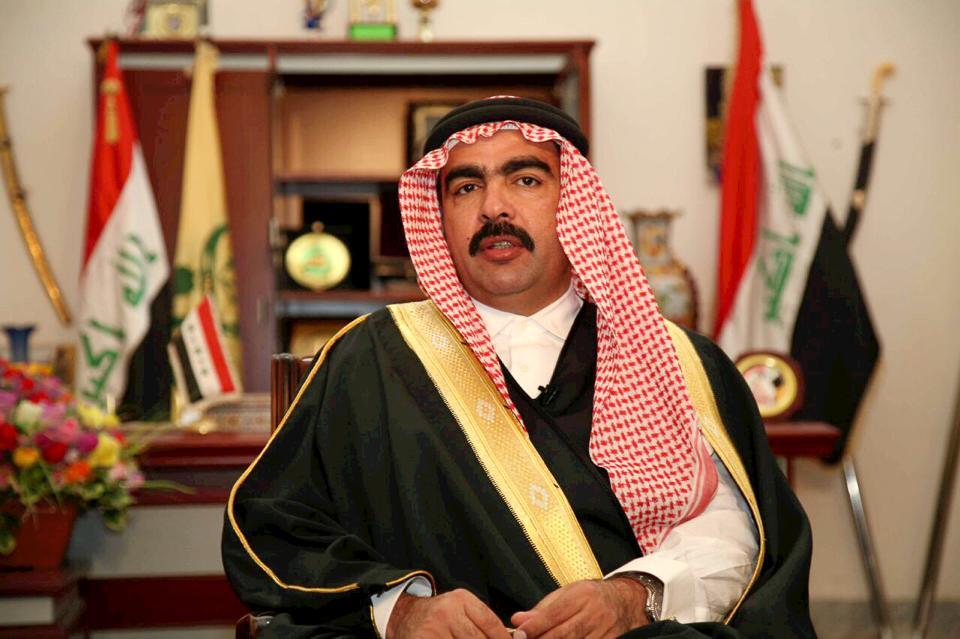مؤتمر صحوة العراق يصدر بيانا بشأن انباء اصدار مذكرة اعتقال بحق ابو ريشة