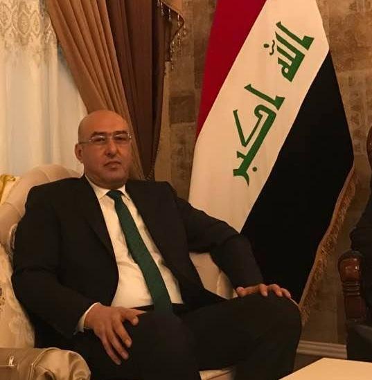 الكعود يثمن ترشيحه كمحافظ للأنبار ويعتذر عن قبول المنصب