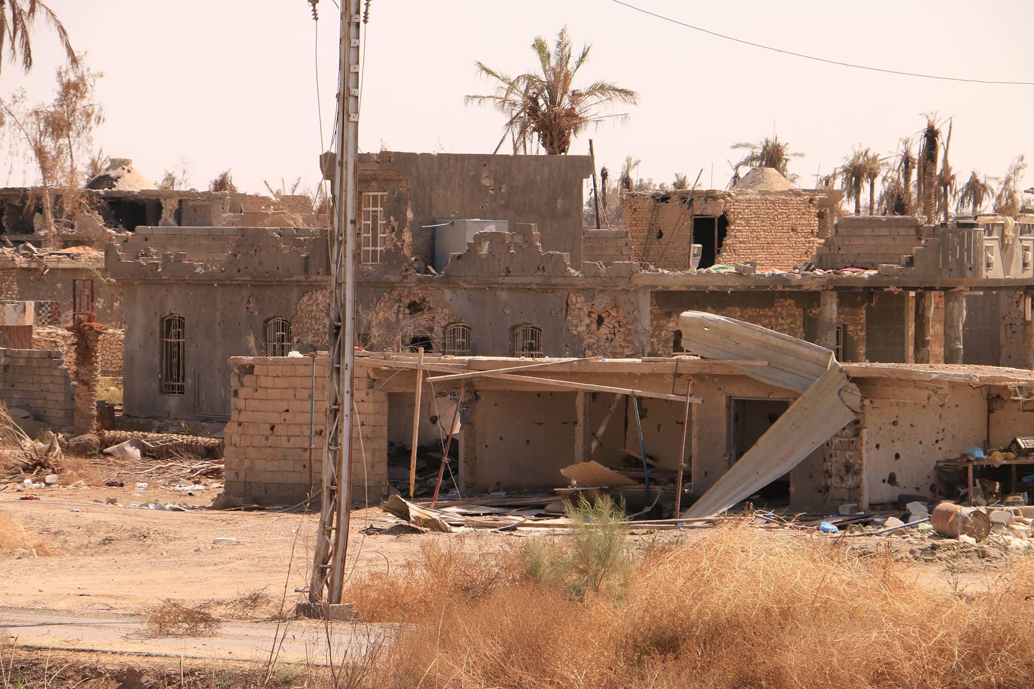 أهالي البوشهاب بالانبار يناشدون الصحة والتربية بدعم استقرارهم