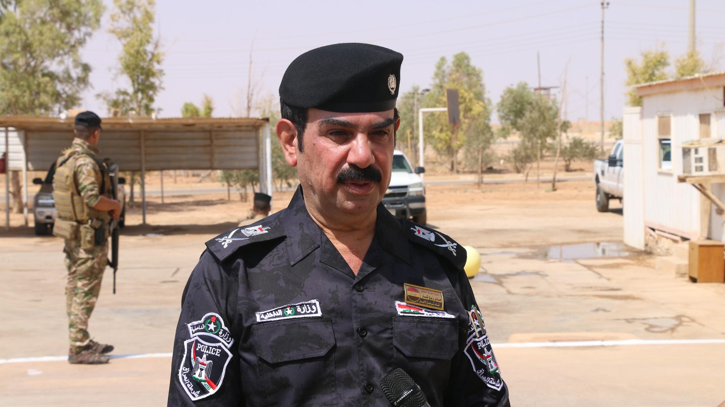 شرطة الانبار تشكل لجنة لاعادة التحقيق بالحريق الذي ادى الى مصرع عائلة بالرمادي