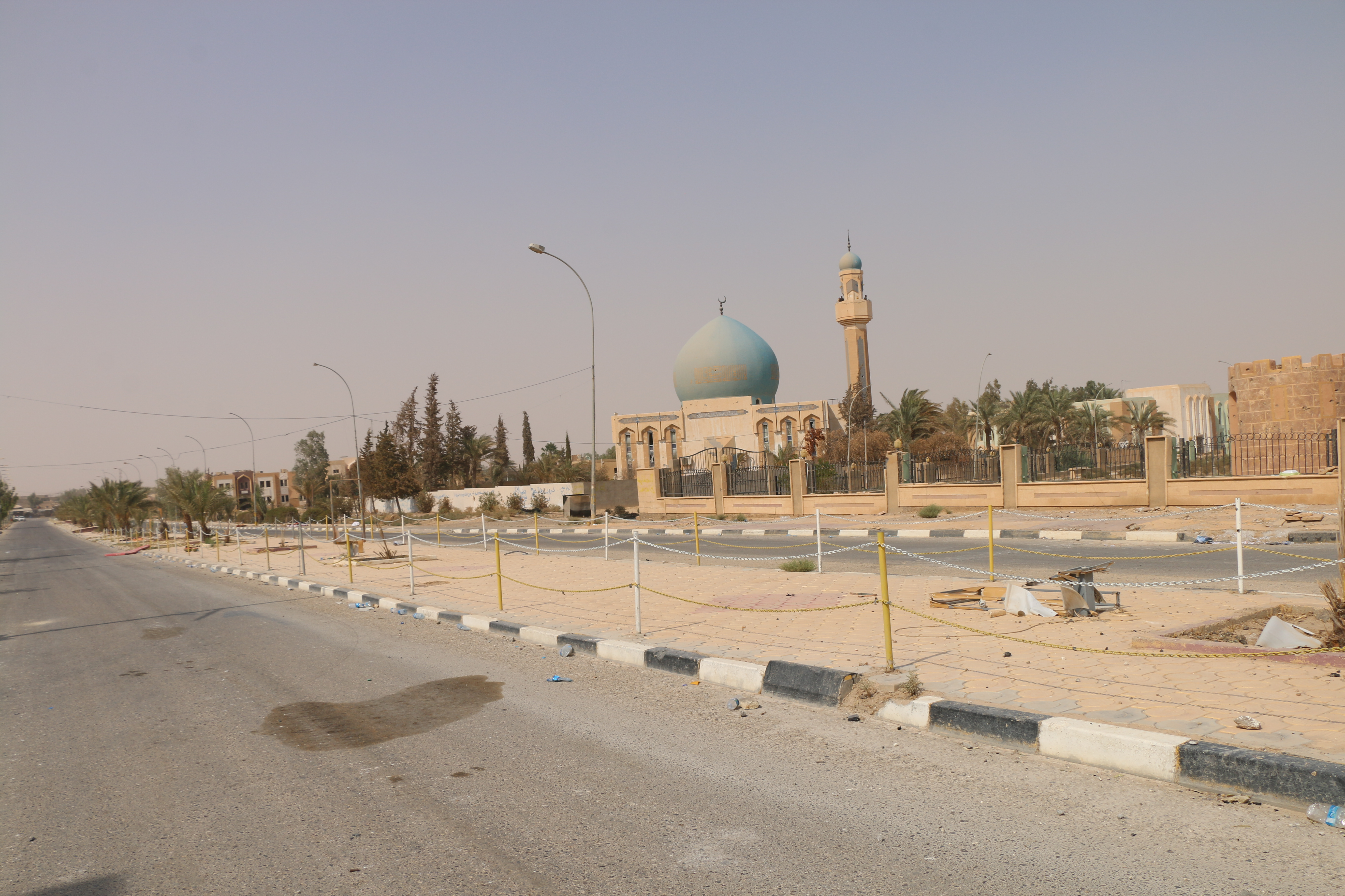 مسؤول محلي بالانبار يعلن بدء عودة النازحين لمدينة عنه غربي المحافظة