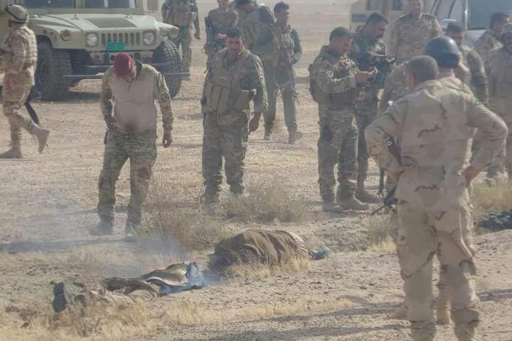 """قيادة عمليات الانبار: هذه حصيلة خسائر """"داعش"""" بالرمادي"""