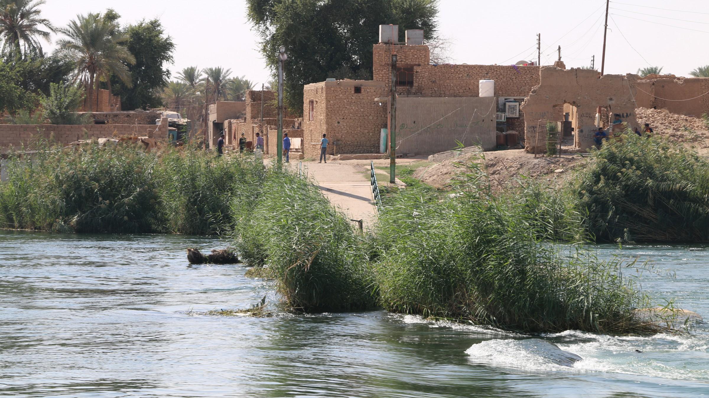 مسؤول محلي بالانبار يؤكد عدم اعمار أي دائرة او جسر منذ تحرير البغدادي