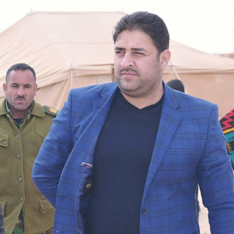 سليمان الكبيسي: من يضحك على الكرد ليس عراقيا