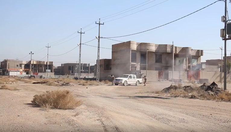 """قائممقام راوة يكشف عن هروب جماعي لـ""""داعش"""" من المدينة"""