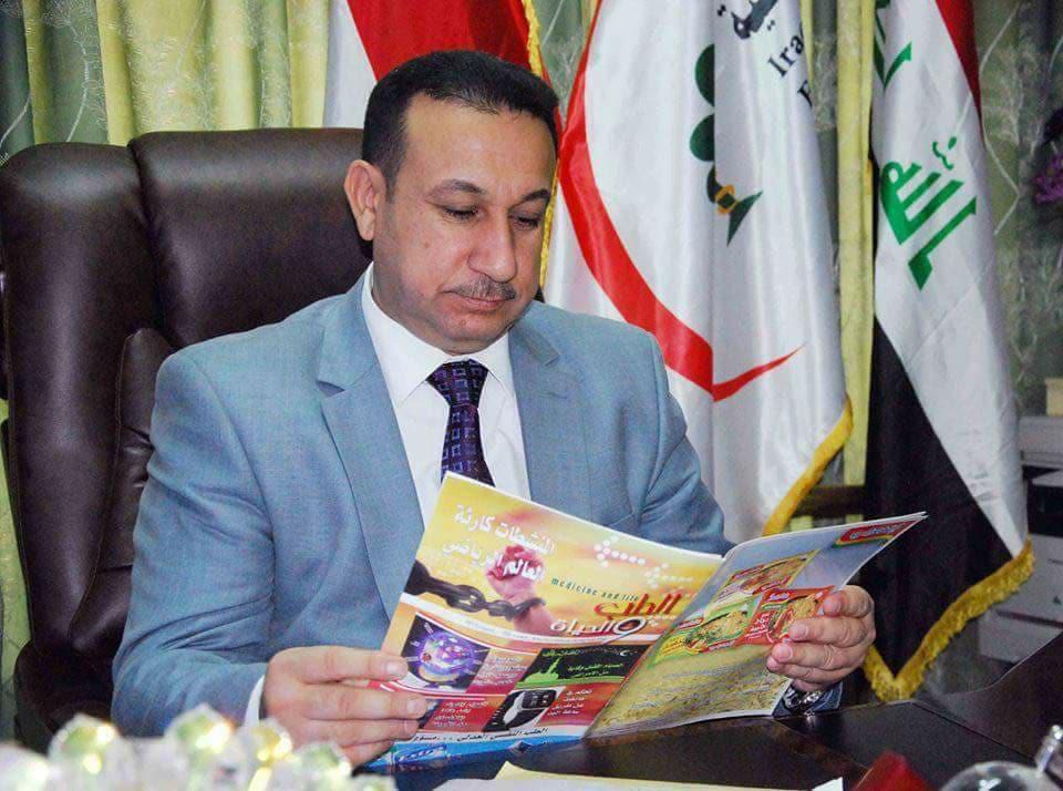 المحكمة الادارية تعيد شلال لمنصب مدير عام لصحة الانبار