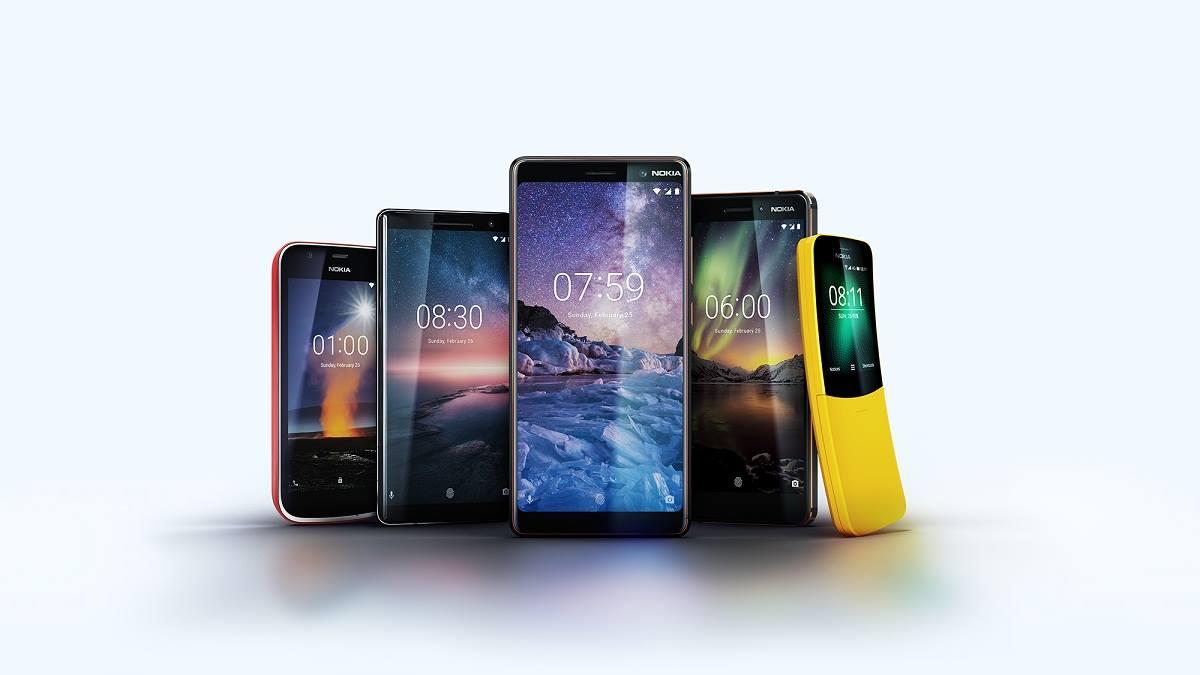"""""""البطل"""" و""""الأسطوري"""" .. تحف تكنولوجية تطلقها نوكيا ضمن هواتف جديدة"""