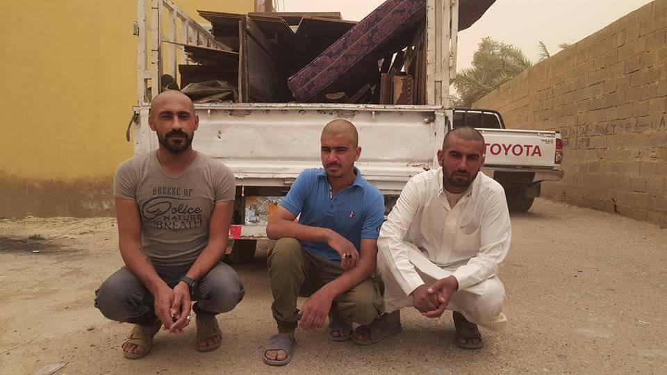 اعتقال أفراد عصابة تمتهن سرقة المنازل بالقائم