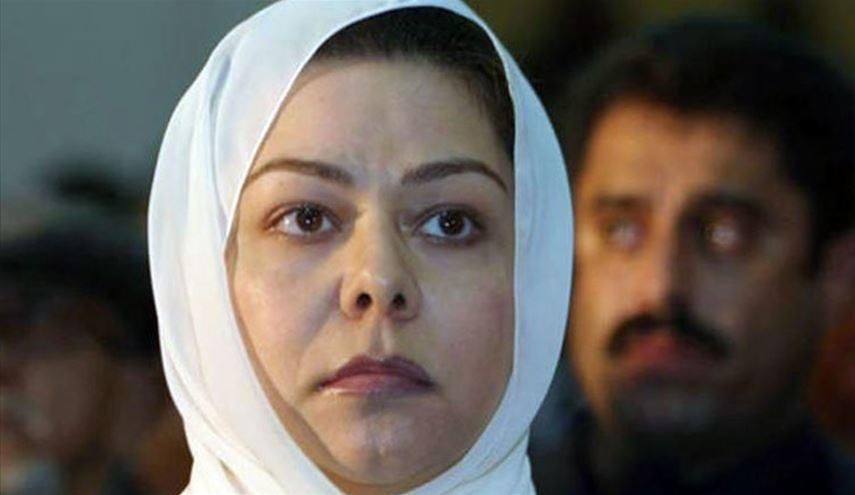رغد صدام حسين تتحدث عن مسعود