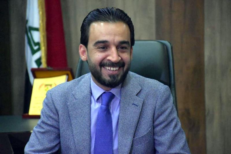 النائب المحلاوي يهنئ العراقيين بانتخاب الحلبوسي رئيسا للبرلمان