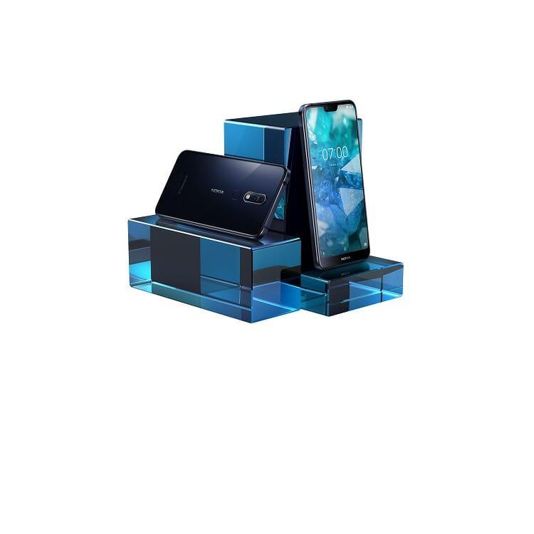 شركة HMD العالمية تقدم الهاتف الذكي نوكيا 7.1Nokia 7.1  إلى أسواق العراق
