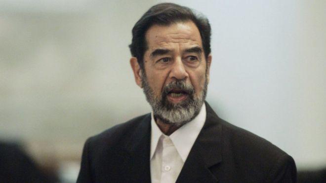 العربية: صدام حسين يورط شاعرا عراقيا.. وأمر بالقبض عليه