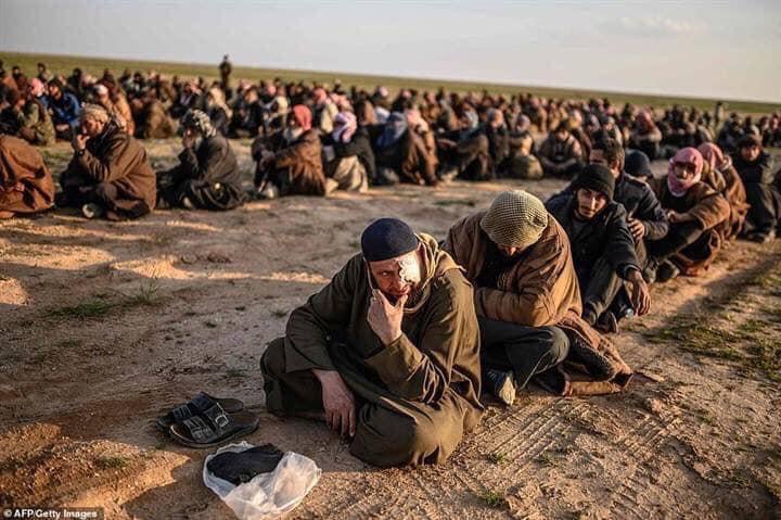 """مسؤول انباري يطالب بإعدام عناصر """"داعش"""" الذين نقلوا من سوريا الى العراق"""