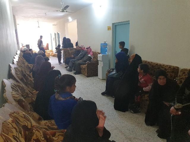 الأنبار.. جمعية خيرية توزع سلات غذائية على العوائل المتعففة بالفلوجة