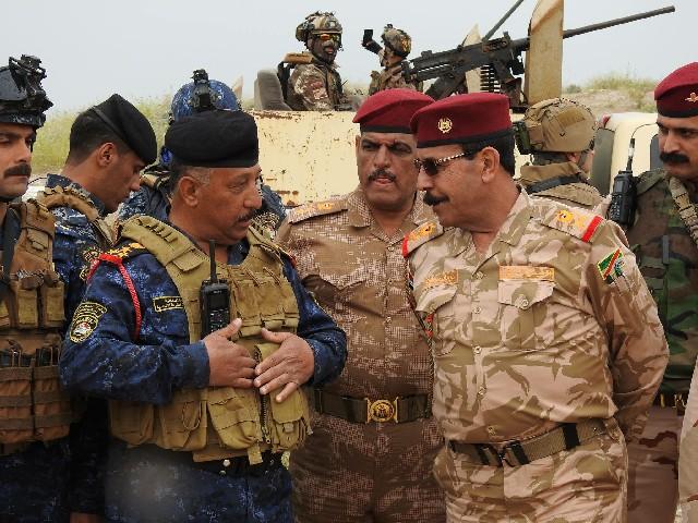 الجيش يطلق عملية عسكرية واسعة بين صلاح الدين وكركوك