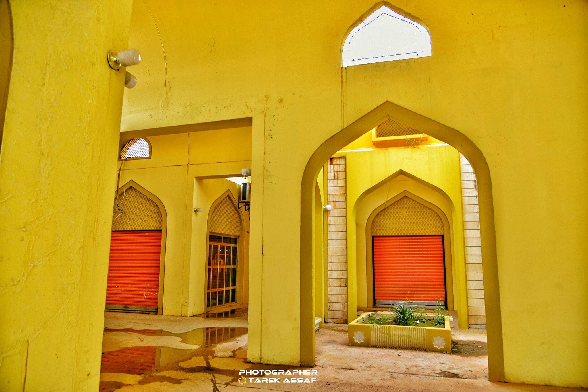 بالصور… السوق الاصفر في الانبار