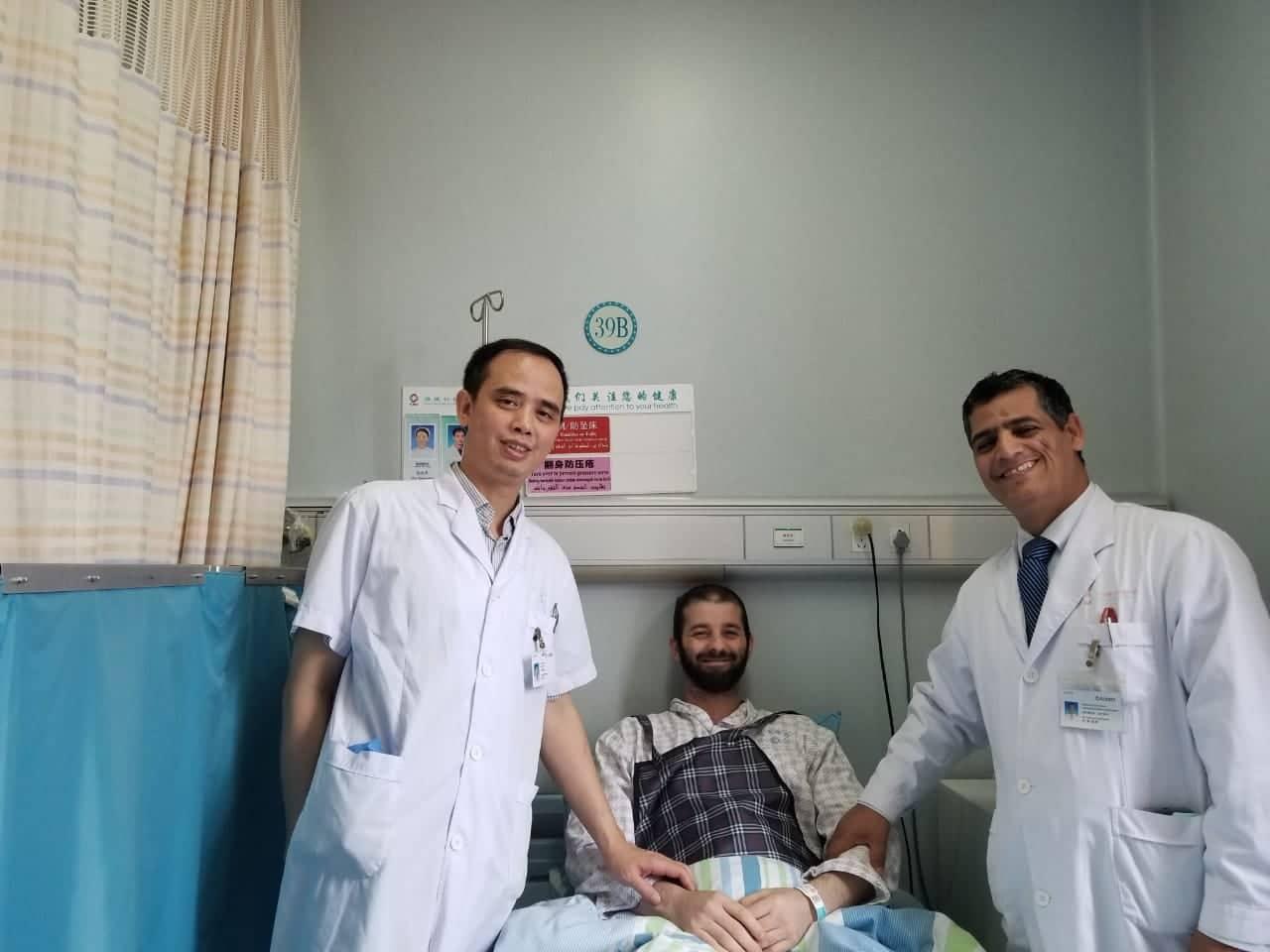 من الصين إلى العراق.. يد تمتد لمساعدة مرضى السرطان بأحدث أساليب العلاج